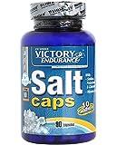 Victory Endurance Salt Caps. 90 capsulas. Con un aporte extra de vitaminas D y B1. Con sodio, potasio, Cloro, Calcio…
