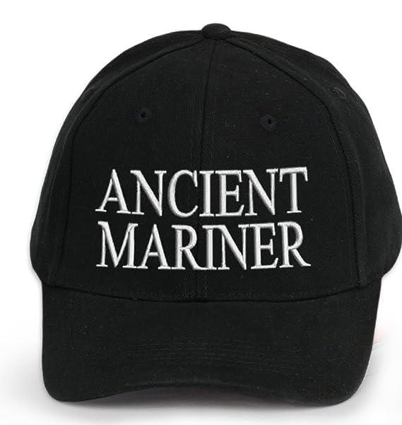 4sold 100% algodón Ancient Mariner, Capitán Cabin Boy tripulación ...
