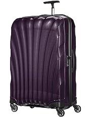 Samsonite Cosmolite 3 81cm Hard Suitcase Luggage Trolley Purple Large