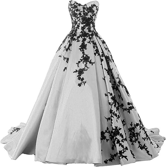 Prom Corset Wedding Dress