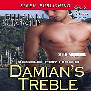 Damian's Treble Hörbuch
