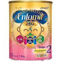 Enfamil Pro A+ Stage 2 PWD Follow-on Milk Formula, 6 months onwards, 1.8kg
