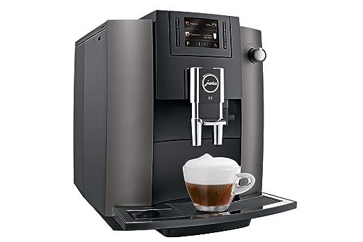 JURA E6 Independiente Máquina espresso Acero inoxidable 1,9 ...
