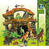 Simba Nature World Dinosaur Playset