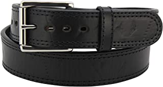 """product image for Men's Leather Zombie Distressed Belt – 1.75"""" Extra Wide - 15 Ounces"""