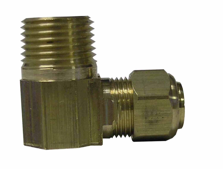Watts LFA129 Compression Male Elbow, 3/8-Inch OD x 3/8-Inch MIP
