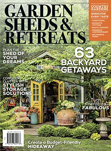 - Garden Sheds & Retreats