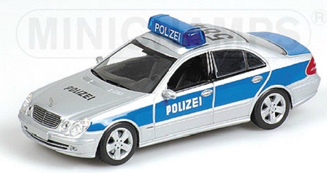 Minichamps 1/43 Scale diecast 400 031590 Mercedes Benz E-Class Hamburg Police B003F9VX04