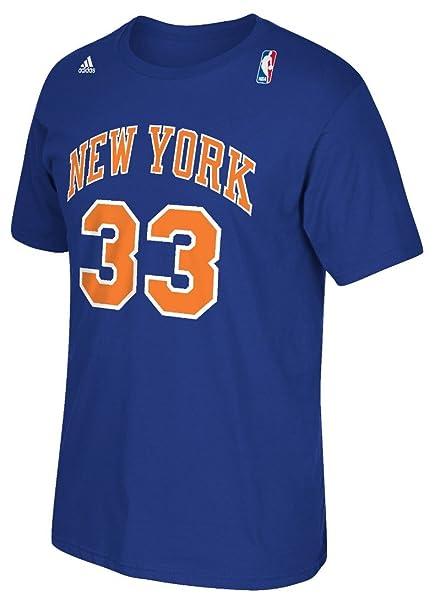 low priced a4fa6 dbed4 adidas Patrick Ewing New York Knicks NBA Soul Swingman Player T-Shirt