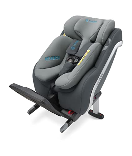 Concord Reverso Plus iSize Car Seat Steel Grey