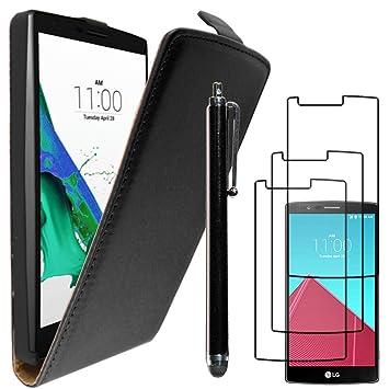 ebestStar - Funda LG G4 H815, G4 Dual-LTE Carcasa Ventana ...