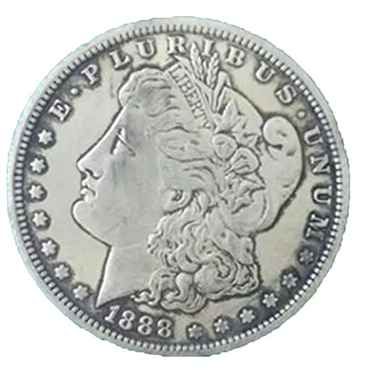Amamary Morgan Dollar Münze 1 Stk Silber Usa Vereinigte Morgan