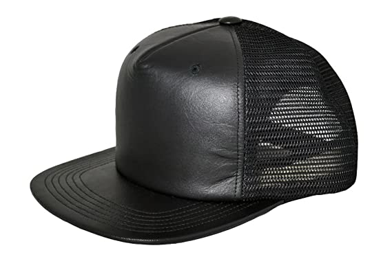 2374bdeadaabc Emstate Trucker Hats Made in USA (Black High Profile) at Amazon ...