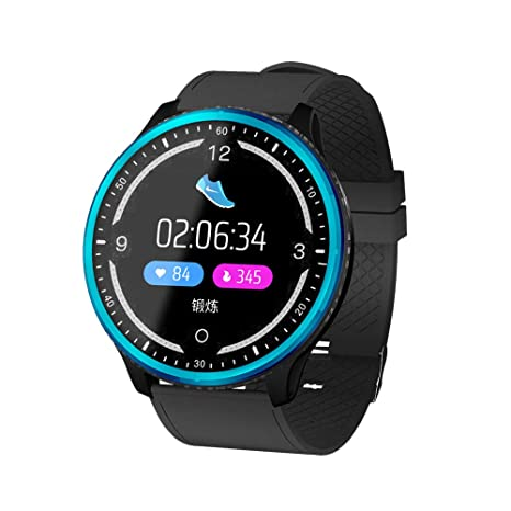 Amazon.com: TechCode Fitness Watches Runner, Bluetooth HD ...