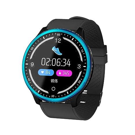 Reloj Deportivo,Miya Inteligente Pulsera Pantalla Smartwatch Bluetooth Reloj Inteligente Smartwatch con Podómetro Smart Watch