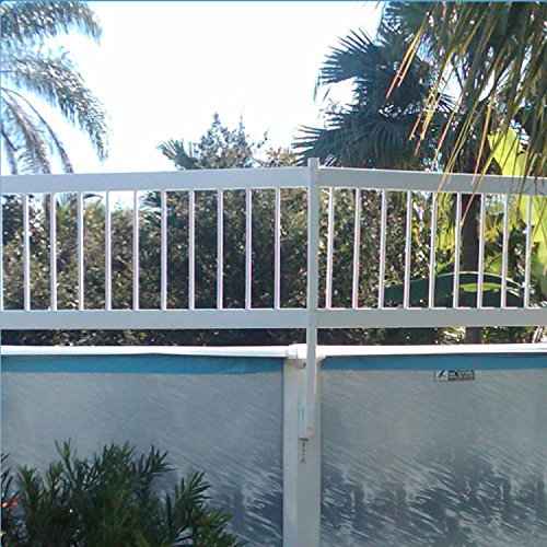 Swimming Pool Fence Kit (Aboveground Swimming Pool Resin Safety Fence Base