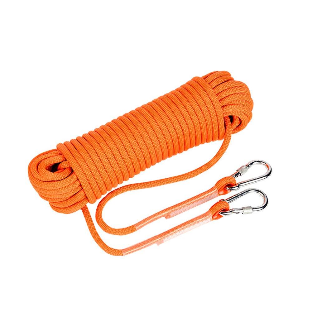 LIANCANG-Rope Corde d'escalade, Diamètre De 0,6 Pouce, Articles De Sport, Aucun Support De Montage Nécessaire, Longueur Disponible 32, 64, 96, 160 Pieds