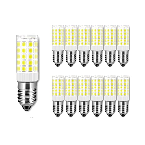 ENGEYA Bombillas LED, E14 Bombilla LED 5W, 50W Bombillas Halógenas Equivalente,E14 Bombilla