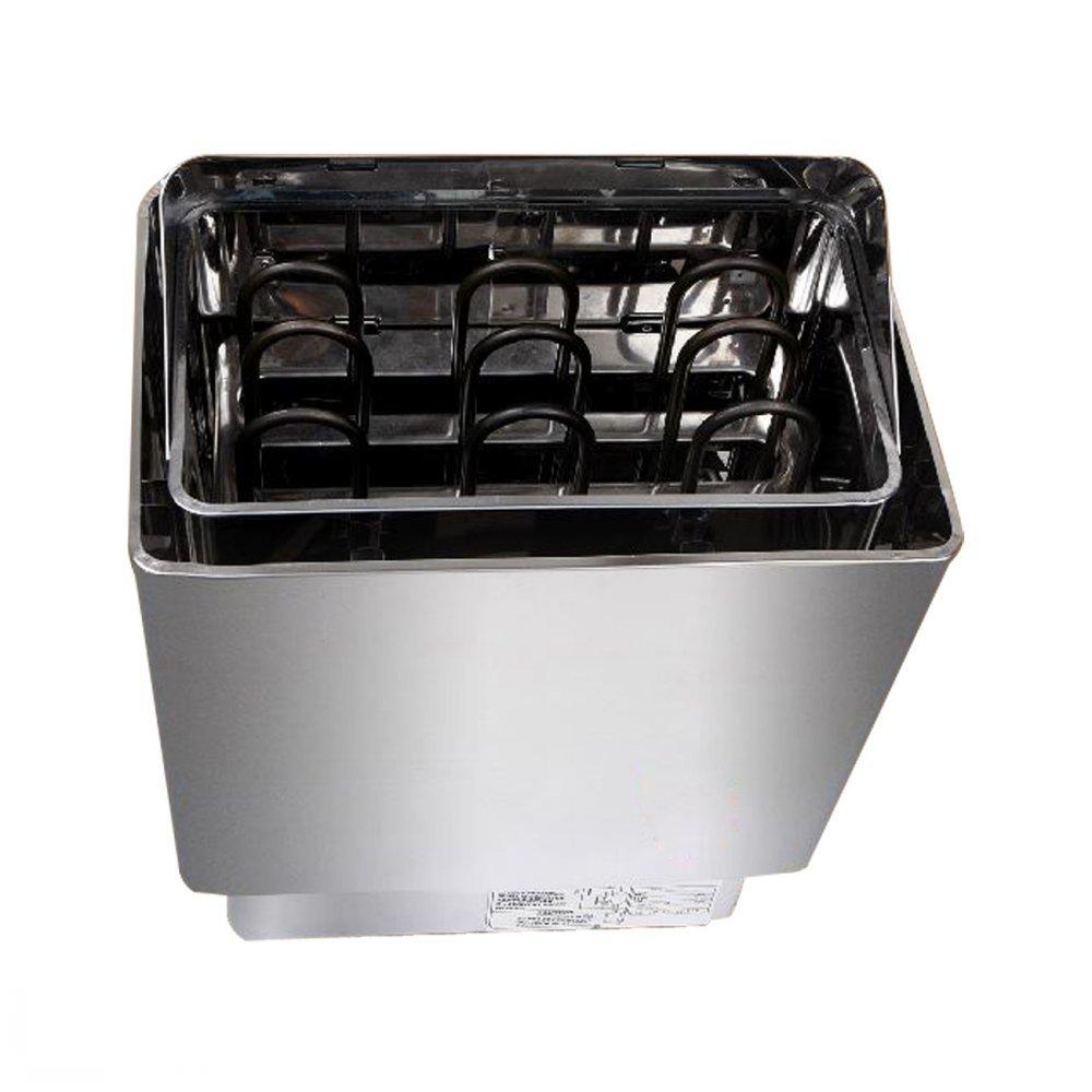 Amazon.com: ECO-WORTHY 6 KW 110V Calentador Eléctrico Sauna ...