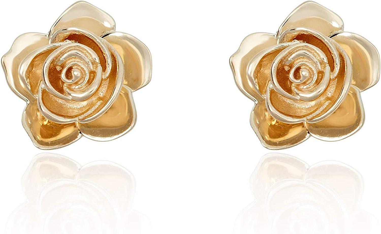 10k gold earrings