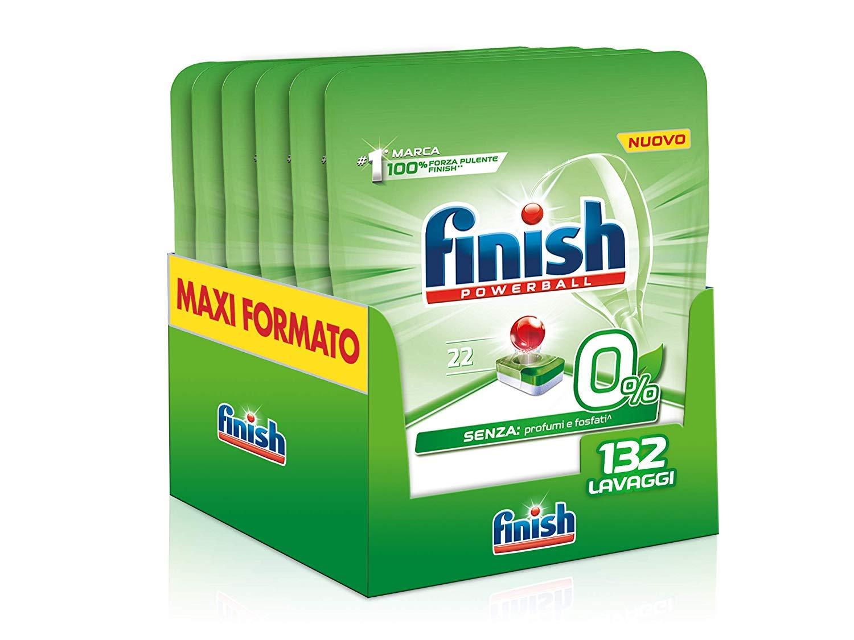 Finish Tabs 0%, 132 pastillas, 2230 g: Amazon.es: Salud y cuidado ...