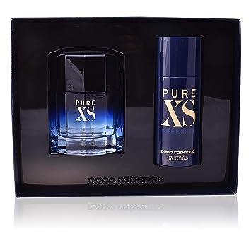 5aad3227a6c Paco Rabanne Pure XS Coffret Cadeau  Amazon.fr  Beauté et Parfum