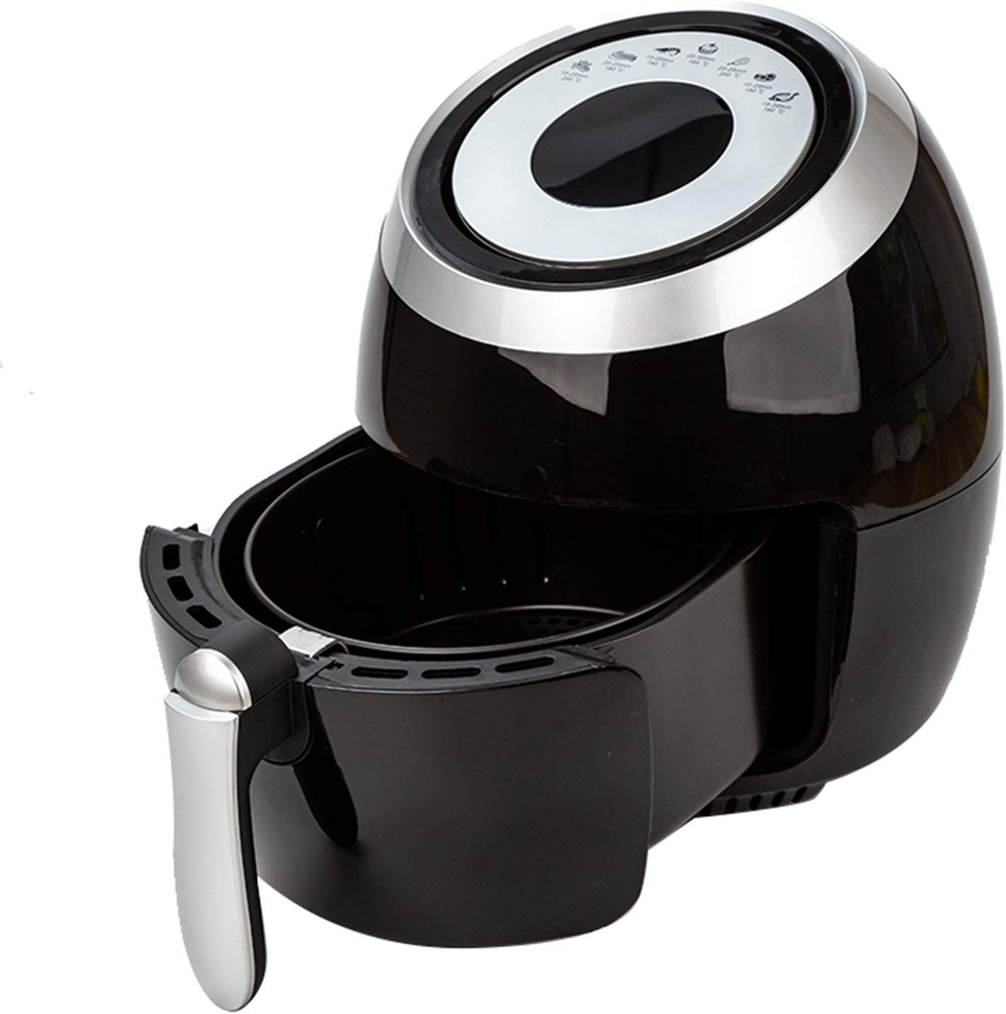 WWYM 5.5L 1,500W Air Fryer, Oil-Free Healthy Non-Stick, with 7 Pre-Set Menu, Touchscreen Panel, Temperature Control, Multi-Function Fryer
