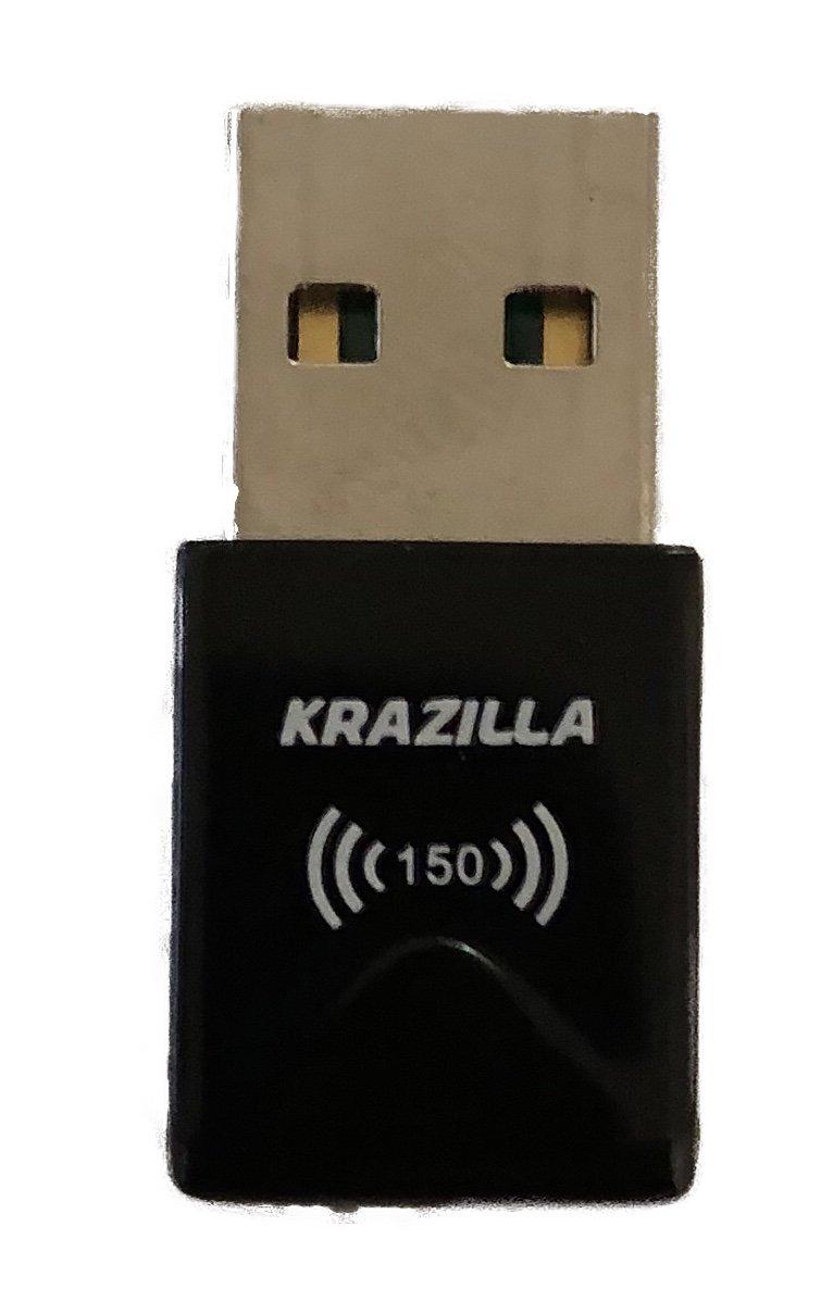 Krazilla KZA-5370B Wireless USB WiFi Adapter
