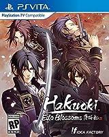 Hakuoki: Edo Blossoms - PlayStation Vita