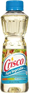 product image for Crisco Pure Vegetable Oil 16 oz (Pack of 12)