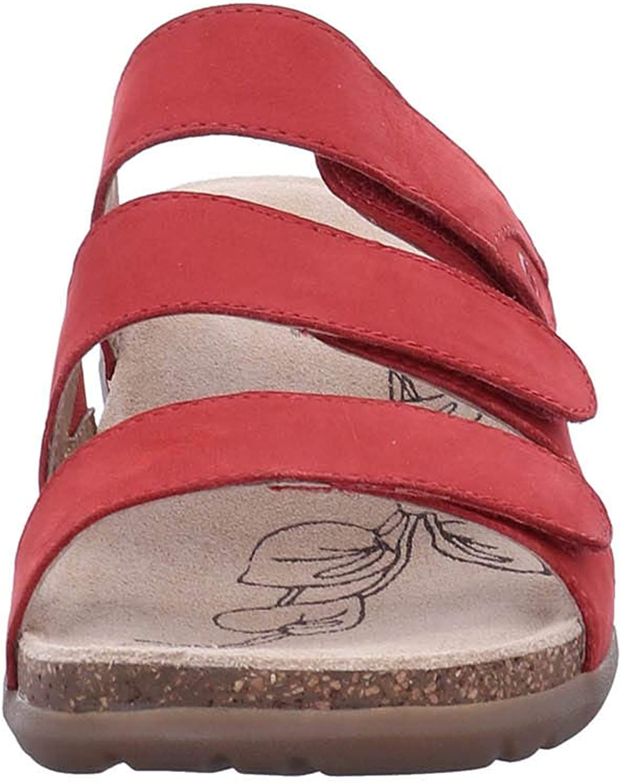 Josef Seibel 69703-904 Riley 03 Mules pour Femmes Rouge