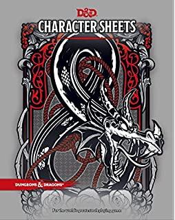 Amazon dungeons dragons players handbook dd core guide dd character sheets fandeluxe Gallery