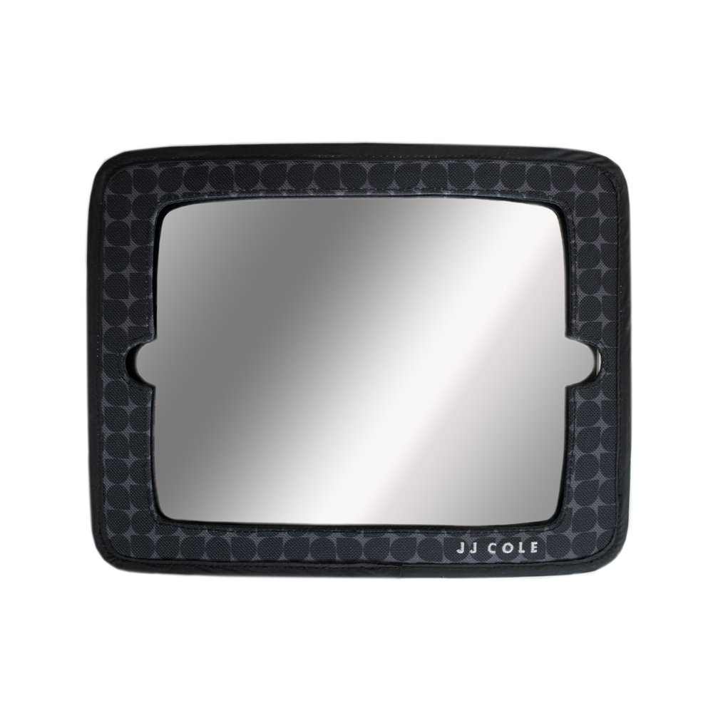JJ Cole 2-in-1 Mirror, Gray Heather by JJ Cole
