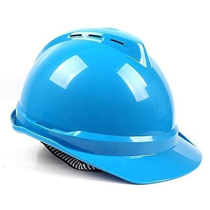 V - Tipo Decoración Electricista Sitio Seguridad Cascos Construcción Anti - Colisión Casco Lujo Trabajo Seguro