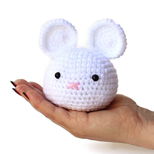 Crochet Cute Critters: 26 Easy Amigurumi Patterns (English Edition ... | 500x500