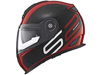 Schuberth S2 Sport/Touring DVS Casco integral de moto Drag Rojo L 58/59
