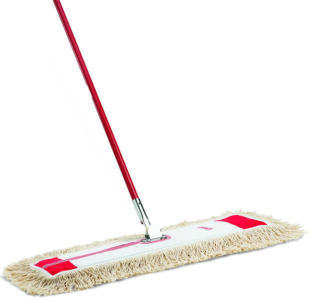 Libman Commercial 924 Dust Mop, 36'' (Pack of 6)