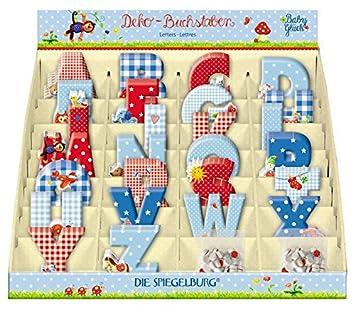 Deko-Buchstabe E BabyGl/ück