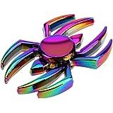 Hand Spinner araignée spider métal PREMIUM ✈️ LIVRAISON GRATUITE FRANCE 48H ! ✈️ (France en Stock ©)