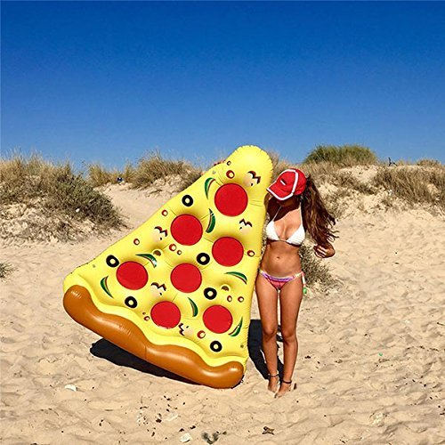 Pizza Lounge Pool Float