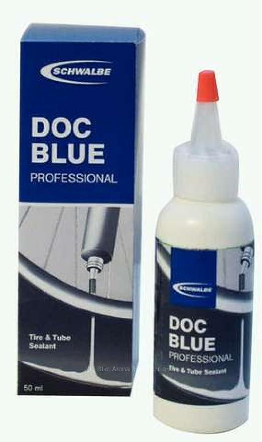 Schwalbe 3710 Pannenschutzgel 'Doc Blue' 60ml, Flasche, 3710 Professional (60 ml Flasche): Amazon.de: Sport & Freizeit