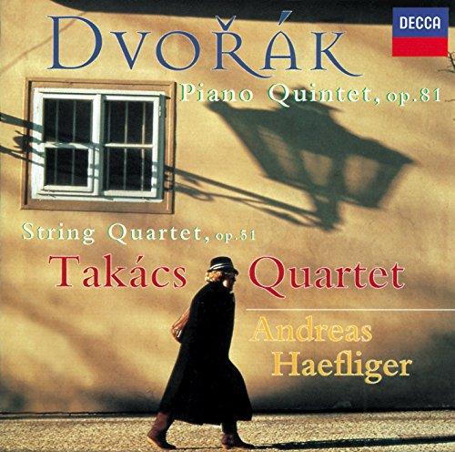 Dvorák: Piano Quintet in A/String Quartet -
