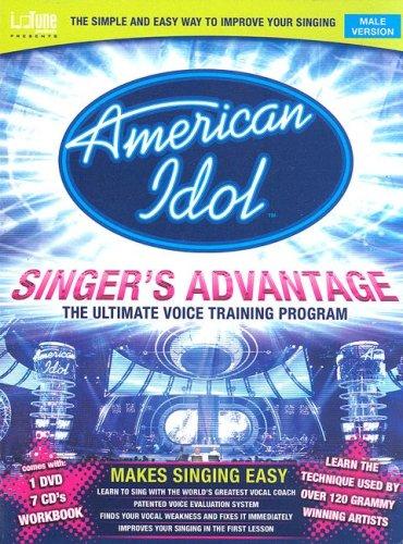 American Idol Singer's Advantage - Male Version (DVD Entertainment Size Package) pdf