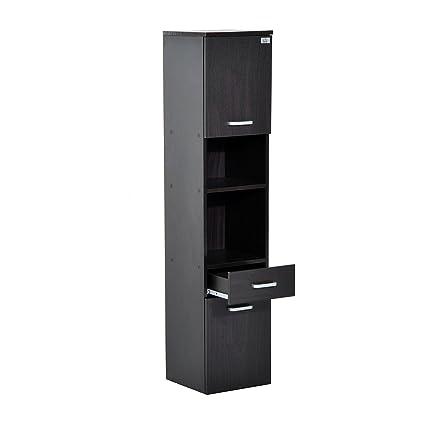 Amazon Com Modern Wall Mounted Bathroom Cabinet Storage Organizer