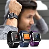 LK [3 Pack] Screen Protector for Fitbit