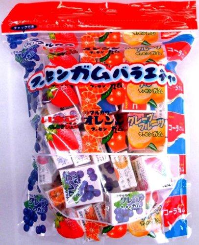 Marukawa Bubble Gum Assort Pack / 4 Pieces x 50 Packs