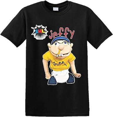 Jeffy Dance Puppet Kids Hoody Rapper Cartoon Sweat Youtuber Mens Funny T-Shirt