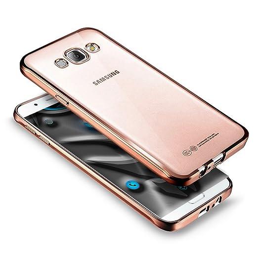 9 opinioni per Custodia Cover Samsung Galaxy J5 2016 silicone,Ukayfe Ultra Slim Custodia Cover