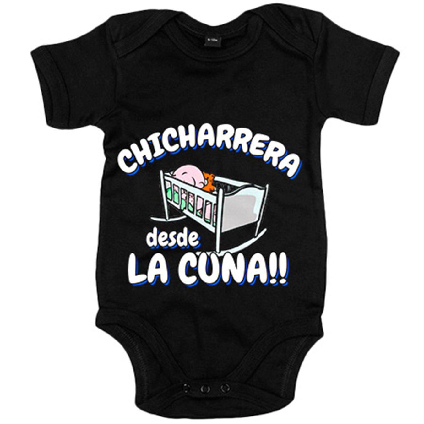 Body bebé Chicharrera desde la cuna Tenerife fútbol - Azul ...