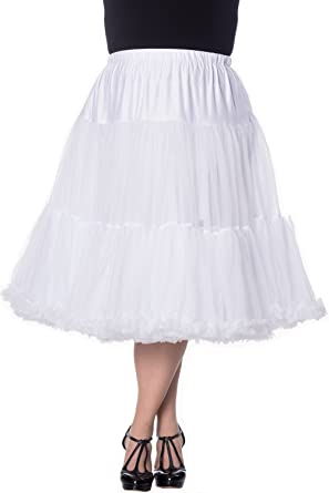 Plus Size Rockabilly Swing Dance Bridal Underskirt Super Soft